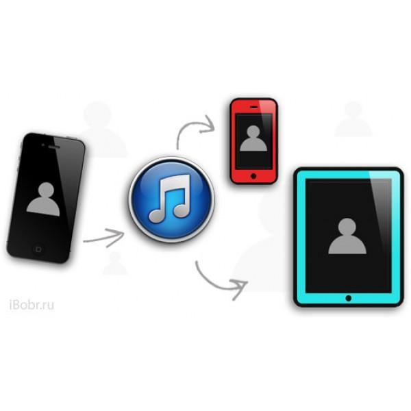 Как Перенести Контакты С Одного Андроид На Другой