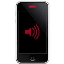 Замена динамика (слухового) в iPhone 5