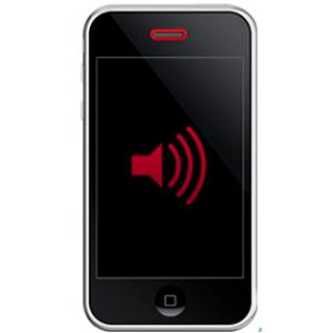 Замена динамика (слухового) в iPhone 4S