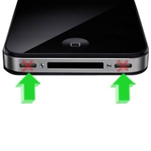 Замена динамика в iPhone 4S