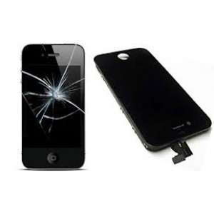 Замена стекла, дислпея (LCD) в iPhone 5