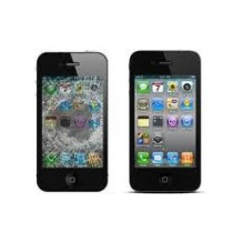 Замена стекла, дисплея (LCD) в iPhone 4