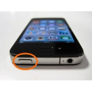 Замена кнопки включения/выключения в iPhone 5S