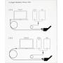 Автомобильная зарядка MagSafe, MagSafe 2 для MacBook Air, Pro