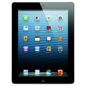 iPad 4 64 GB Wi-Fi черный