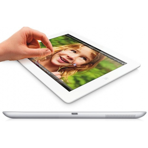 iPad 4 128 GB Wi-Fi + 3G белый