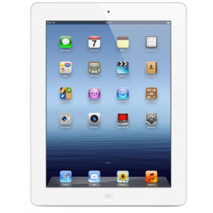 iPad 4 32 GB Wi-Fi белый