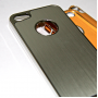 Чехол на iPhone 5 Luxury Brushed Metal