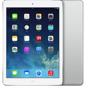 iPad Air 32 GB Wi‑Fi + Cellular серебристый