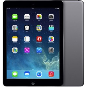 iPad Air 128 GB Wi‑Fi + Cellular серый космос