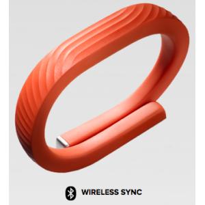 Jawbone UP 24 оранжевый  S