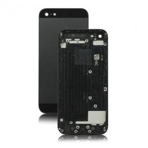 Корпус, рамка для iPhone 5 черная