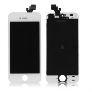 iPhone 5S экран, стекло (тач и LCD в сборе) белый