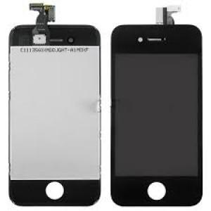 iPhone 4 экран, стекло (тач и LCD в сборе) черный