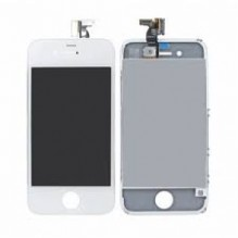 iPhone 4S экран, стекло (тач и LCD в сборе) белый