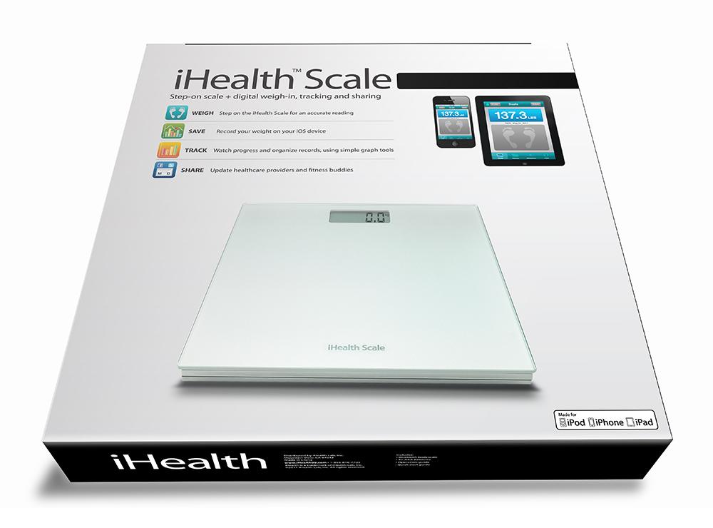 iHealth HS3 в коробке