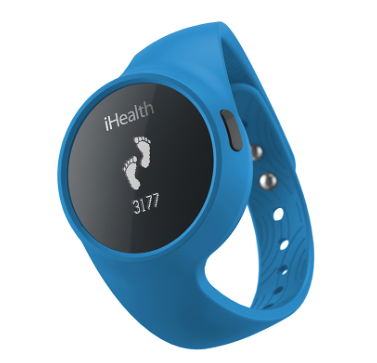 iHealth Wireless Activity дизайн