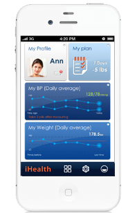 iHealth Wireless Activity на телефоне